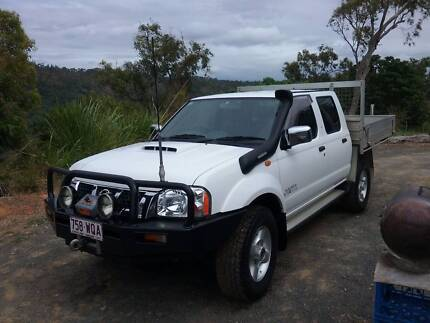 Nissan Navara Ute with all the extras