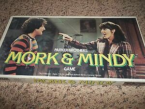 Vintage-Mork and Mindy-Game (Robin Williams) London Ontario image 1