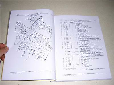 John Deere 720 730 Tractor Parts Catalog Manual