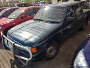 2002 Ford Courier PE XL (4x4) 5 Speed Manual 4x4 Crew Cab P/Up Laidley Lockyer Valley Preview
