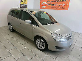 2010 Vauxhall/Opel Zafira 1.7CDTi 16v E/F Design ***BUY FOR ONLY £21 A WEEK***