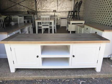 I Have just Up-styled Your New TV Unit - Solid Timber