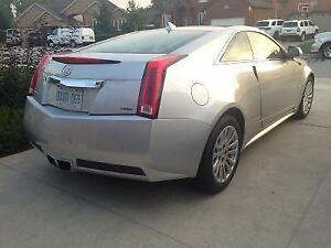 2013 Cadillac CTS 3.6L Coupe