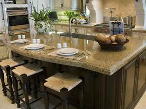 Granite,quartz countertop,vanity top on sale with a free sink