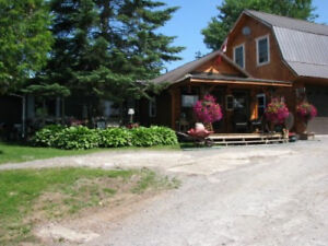 Great lake front cottages for rent