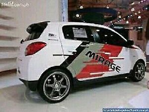 2017 Mitsubishi Mirage ES Hatchback**Priced For Quick Sale**