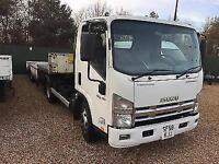 Isuzu Truck Npr 70 tractor unit mini artic 2008 58 Reg Just off service with loc