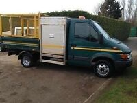 2005 IVECO DAILY IVECO DAILY 65C15 3.5WB 2004 EX COUNCIL TRUCK DIRECT 2.8TD 1OWNER , EX COUNCIL