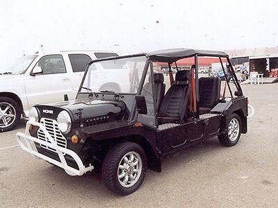 Das Strandcabrio der Briten aus den 60er-Jahren