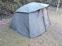 Trakker Tempest Composite Bivvy with Skull Cap New Type Window Mesh Version