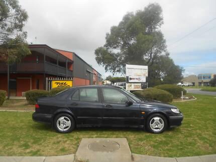 1999 Saab 9-5 Auto Sedan East Rockingham Rockingham Area Preview