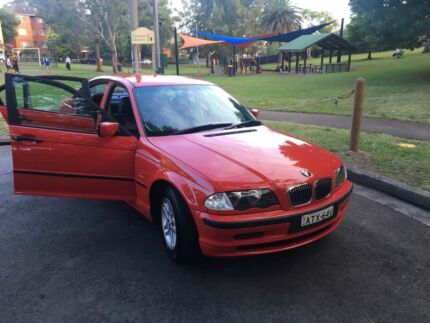 Wanted: My 2000 BMW 318i E46 executive