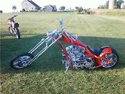 Used Custom Choppers