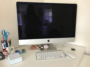 27 inch iMac gently used, mint condition Perth Perth City Area Preview