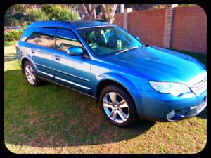 Subaru Outback Luxury 2.5. MY2008 Hamilton North Newcastle Area Preview