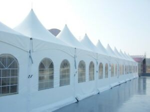 CHAPITEAU COMMERCIAL TENT (tente) ** NEUF** MARQUE CRYSTAL
