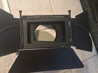 Red star dslr matte box mattebox