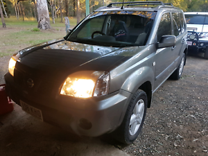 2007 NISSAN XTRAIL ST Extreme 4X4 TOP OF THE RANGE. Ipswich Ipswich City Preview