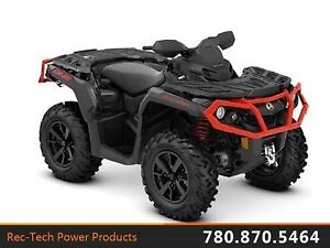 2019 Can-Am Outlander XT 650 Black  Can-Am Red