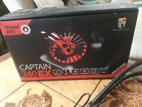 Captian 240EX CPU Watercooler