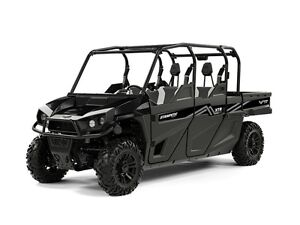 2017 Textron Off Road Stampede XTR EPS +