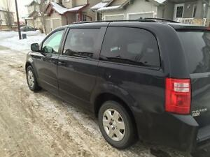 Dodge caravan 2009 stow and go