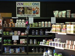 BUSINESS FOR SALE - SPORTS NUTRITION & SUPPLEMENTS, PORT STEPHENS Salamander Bay Port Stephens Area Preview