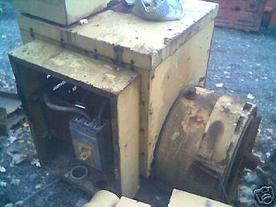 100 Kw Generator Alternator Cat 5n81 135bh131 W300amp