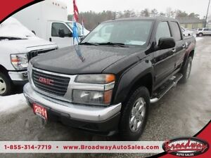 2011 GMC Canyon 'GREAT VALUE' POWER EQUIPPED SLE MODEL 5 PASSENG