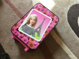 Valise Barbie - Paris avec amour