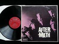 ROLLING STONES Aftermath LP UK 1966 1st Press MONO LP