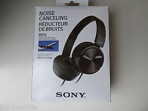 PAWN PRO'S HAS SONY NOISE CANCELLING HEADPHONES - BRAND NEW