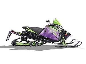 2019 Arctic Cat ZR 6000 Limited ES iACT 137