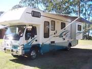 2007 Winnebago ISUZU NPR400 PREMIUM MOTOR HOME Seaham Port Stephens Area Preview
