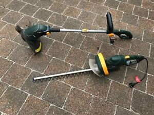 Ozito hedge trimmer and line edger The Gap Brisbane North West Preview