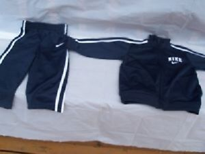 NEW Baby Boys NIKE Track Running Suit Set--Pants Jacket!