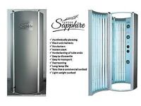 Brand new vertical sunbed for home use