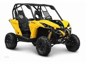 canam can am maverick 1000 utv off road side by side