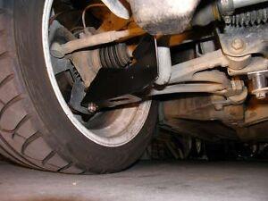 Subaru Brake Cooling Ducts for Impreza, WRX, STI, Liberty & Forester MY02-12