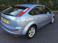 2007 Ford Focus 1.6 ( 100ps ) Zetec Climate PETROL