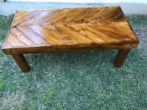 Pallet coffee table Sandgate Brisbane North East Preview