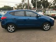2010 Hyundai ix35 LM Active (FWD) Blue Ocean 5 Speed Manual Wagon Woodville Park Charles Sturt Area Preview