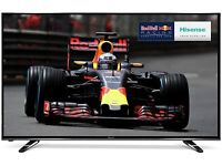Hisense H40M3300 40 Inch 4K Ultra HD HDR Smart TV
