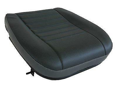 Land Rover Defender Front Driver & Passenger Outer Seat Base - Vinyl Twill