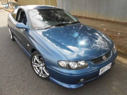2002 Holden Monaro Coupe Norwood Norwood Area Preview