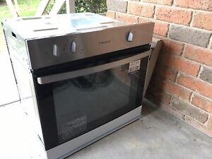 Stainless Steel Fan Forced Oven 60cm Croydon Maroondah Area Preview