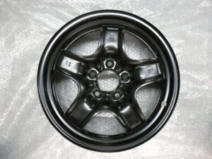 VAUXHALL VECTRA C 16 INCH STEEL SPARE WHEEL FULL SIZED GENUINE NEW 04-10