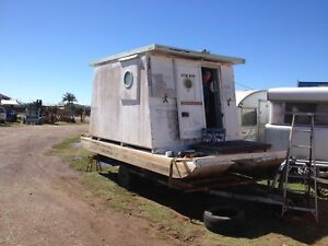 MINI HOUSEBOAT Elizabeth Downs Playford Area Preview