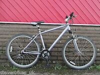 Apollo front suspension hybrid mountain bike great condition lights mudguard ready to go ono