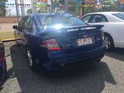 2009 Ford Falcon FG XR6 Blue 4 Speed Sports Automatic Sedan Winnellie Darwin City Preview